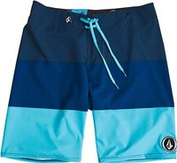 V4S STRIPE BOARDSHORT BLUE