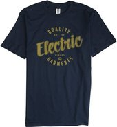 Electric Script Short Sleeve Tee