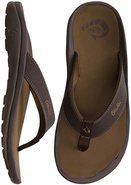 THE &#39;OHANA SANDAL Charcoal Gray