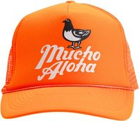 Pidgin Orange Mucho Aloha Trucker