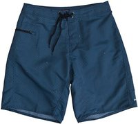 PINDROP WAVEFARER BOARDSHORT NAVY Navy Blue