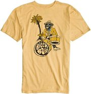 MONKEY BUSINESS SS TEE NR Large Gold Yellow