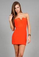 Bombshell Dress in Many Colors