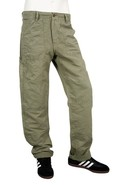Levi's Made & Crafted Mason Work Pant in Wheatgras