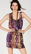 Pam Dress in Purple Multi