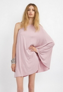 Roosevelt Dress in Dusty Pink
