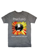 Chaser Pink Floyd   NOAM Tour 94    Tee In Grey