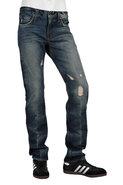 J Brand Kane Slim Straight Leg in River Rock
