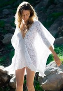 Jungle Lace Caftan in 2 Colors