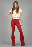Angie Super Flare Jean in 2 Colors