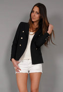 Alix Nautical Jacket in Nuit