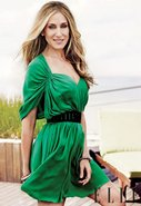 Deep V Dolman Dress in 2 colors