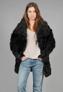 Jemina Lamb Coat in 2 Colors