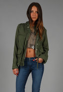 Treacherous Jacket in ACDC Green