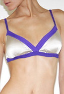 Silk Bra in 2 Colors