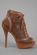 Layla Laser Cut Sandal