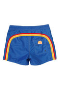14 Inch Low Rise Boardshort in Sapphire