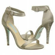 Bells Shoes (Silver Satin) - Women's Shoes - 9.0 M