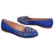 Benny Shoes (Royal Blue Leather) - Women's Shoes -
