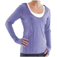 Women&#39;s Hypnotic Hoodie Accessories (Purple/Sugar 