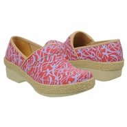 Victoria Shoes (Red Grass Canvas) - Women's Shoes