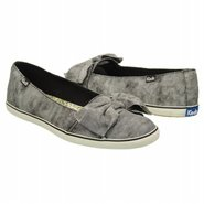 Capri Washed Stripe Shoes (Black) - Women's Shoes