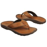 Barracuda Sandals (Cognac) - Men's Sandals - 9.0 M