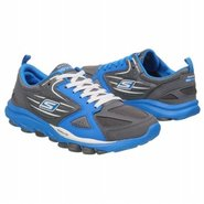 Go Train Shoes (Charcoal/Blue) - Men's Shoes - 11.