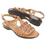 Hazelle Sandals (Light Tan/Tobacco) - Women&#39;s Sand