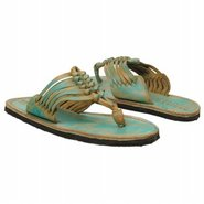 Riley Sandals (Turquoise Lux) - Women&#39;s Sandals - 