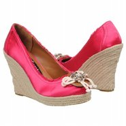 Rianna Shoes (Pop Pink Satin) - Women's Shoes - 7.