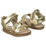 Mini Jamie 2 Weave 2 Inf Shoes (Gold) - Kids' Shoe