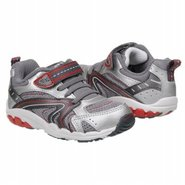 Callahan Tod Shoes (Grey/Red) - Kids' Shoes - 4.0