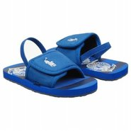 Wayler Slide Tod Sandals (Bright Blue/Navy) - Kids