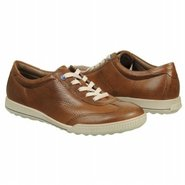 Crisp Casual Tie Shoes (Mahogany) - Women's Shoes