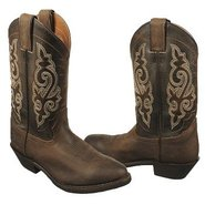 Dress Western Boots (Brown) - Women's Boots - 8.0