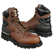 6  Work Insulated Boots (Brown Pebble) - Men's Boo