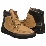 Brent Boots (Black/Tan) - Men's Boots - 8.5 D