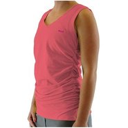 Women's Sleeveless Tee Accessories (Coral Rose)- 1