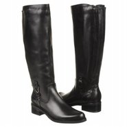Vallera Boots (Black Leather) - Women's Boots - 9.