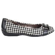 Palina Shoes (Black/White) - Women's Shoes - 8.0 N
