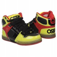 NYC 83 Pre/Grd Shoes (Yellow/Black/Red) - Kids' Sh