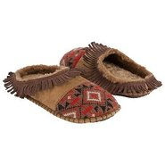 Kaya - Knit Toe Mule Shoes (Adobe Mud) - Women's S
