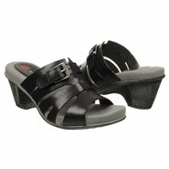Leyla Sandals (Black Leather) - Women&#39;s Sandals - 