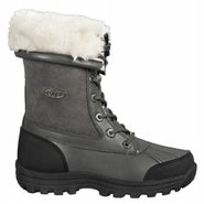 Tambora Boots (Charcoal/Cream/Black) - Women's Boo