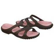 Meleen Sandals (Espresso/Pink) - Women's Sandals -