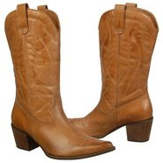 Wyoming Boots (Cognac) - Women&#39;s Boots - 39.0 M