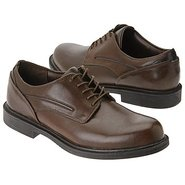 Burlington Shoes (Brown Polishable) - Men's Shoes