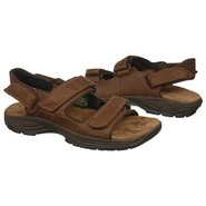 St. Johnsbury Sandals (Brown Leather) - Men's Sand
