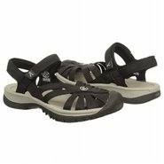 Rose Sandal Sandals (Black/Neutral Gray) - Women's